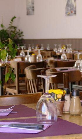 Restaurant proche de Saint-Nazaire